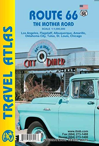 ROUTE 66 - THE MOTHER ROAD