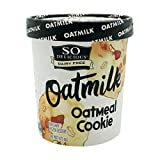So Delicious, Oat Oatmeal Cookie Non Dairy Dessert, 16 Fl Oz