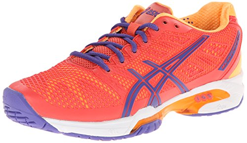 ASICS Men's Gel-Solution Speed 2 Clay-W, Flash Yellow/Mint/Sharp...