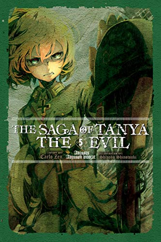 The Saga of Tanya the Evil, Vol. 5 (light novel): Abyssus Abyssum Invocat (English Edition)