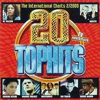 20 Tophits 2/2000 (Cd Compilation, Germany Import, 20 Original Tracks)