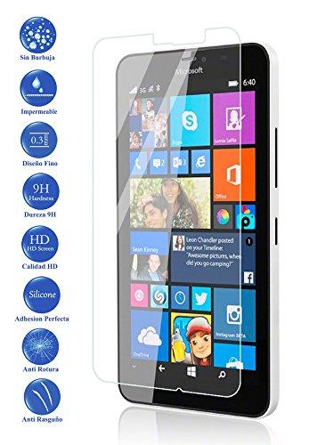 Todotumovil Protector de Pantalla Nokia Lumia 640 XL LTE de Cristal Templado...