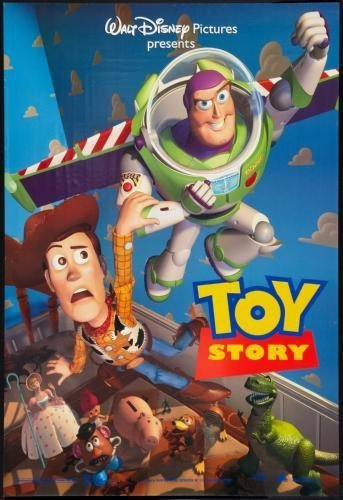 Toy Story 1Movie Poster # 0261cm x 91cm 61x 91,4cm