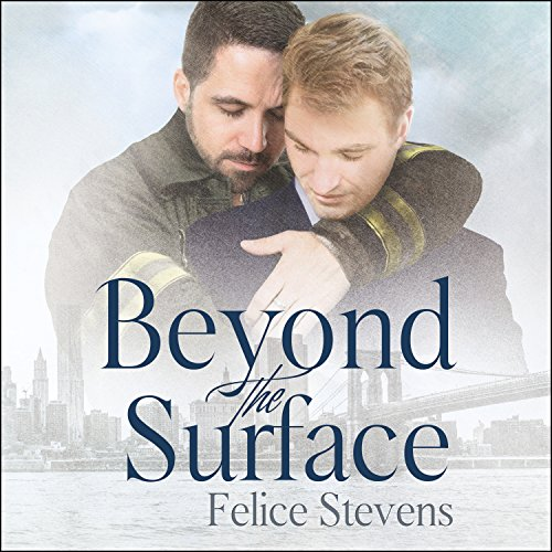 Beyond the Surface audiobook cover art