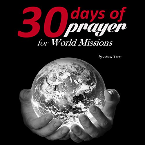Thirty Days of Prayer for World Missions audiobook cover art