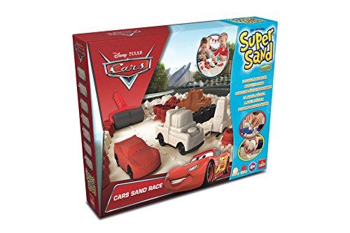 Goliath - Super Sand Disney Cars - Loisir créatif - Sable à modeler - 83254.006