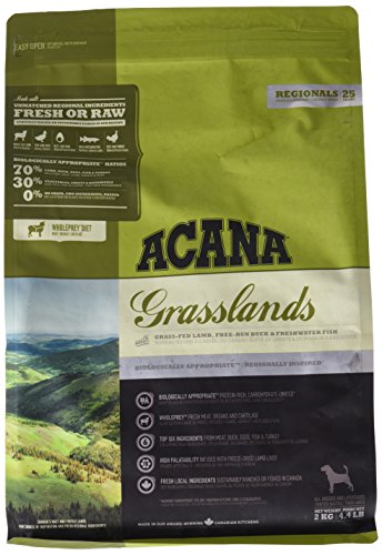 Acana Grasslands Dog Regionals - 2 kg - Neu