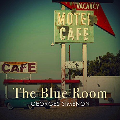 The Blue Room audiobook cover art