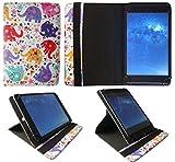 Sweet Tech Alcatel 1T 10 10.1 Inch Tablet Multi Elephant