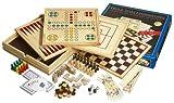 Philos 9960 - Set di Giochi da Tavolo, 10 Combinazioni di Giochi [Importato dalla Germania...