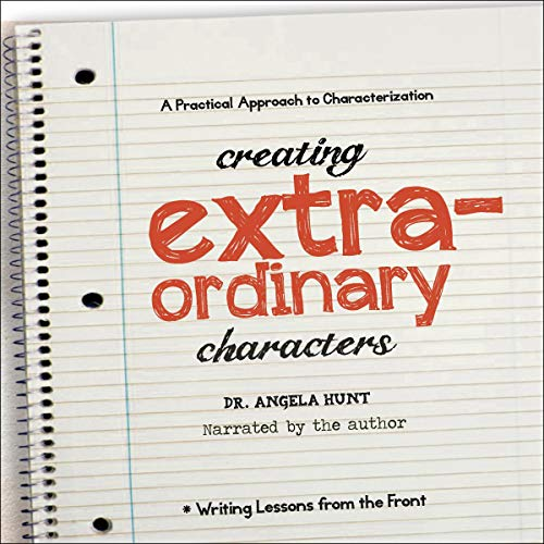 Creating Extraordinary Characters cover art