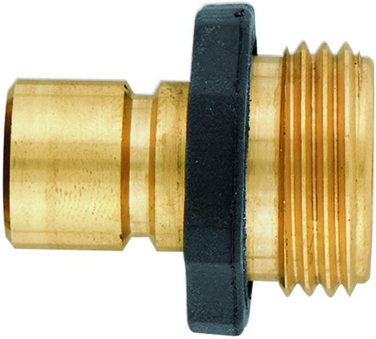 5 popular Orbit Pack Brass Male Garden Quick Miami Mall Fa Connect Hose Fitting for