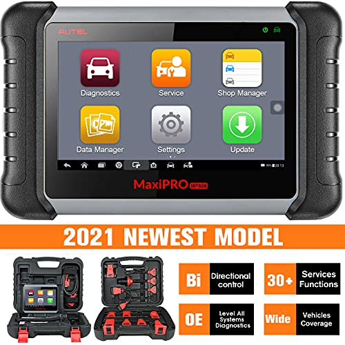 Autel MaxiPro MP808K 2021 Newest OE-Level Diagnostic Scan Tool, Same Function as...