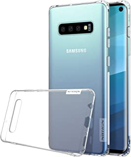 Nillkin Samsung Galaxy S10 Mobile Cover Nature Series Soft TPU Transparent Slim Case - Clear