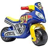 M MOLTO | Moto Correpasillos Cross Race | Moto Corre Pasillos Todo Terreno | Juguetes Infantiles Seguros y Resistentes | Fomenta el Sano Desarrollo de Niños y Niñas | De 18 a 36 Meses