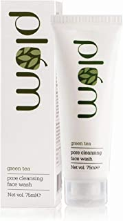 Plum Green Tea Pore Cleansing Face Wash; 75 milliliter ; for oily skin; vegan; natural