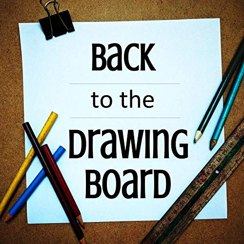 Back to the Drawing Board Podcast By Emilija Angelovska cover art