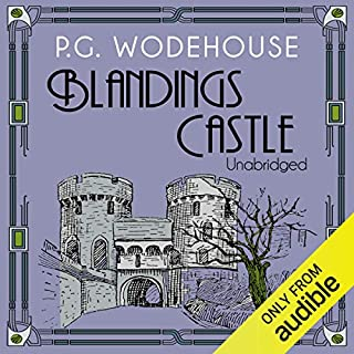 Blandings Castle                   Written by:                                                                                                                                 P. G. Wodehouse                               Narrated by:                                                                                                                                 James Saxon                      Length: 8 hrs and 45 mins     1 rating     Overall 5.0