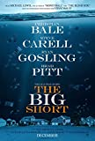 Poster The Big Short Movie 70 X 45 cm