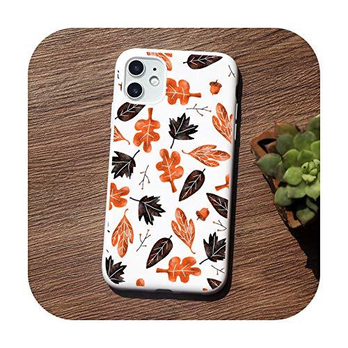 Caja del teléfono del zorro del gato de la calabaza de Halloween para Samsung S20 PLUS S10 E S8 S9 PLUS S7 silicona TPU caso para Samsung A50 A70 caso-TPU A0-para Samsung S20 Plus