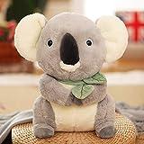 Oso de peluche de koala, linda muñeca koala, peluche de pereza, muñeca koala pequeña, regalo de muñeca de trapo