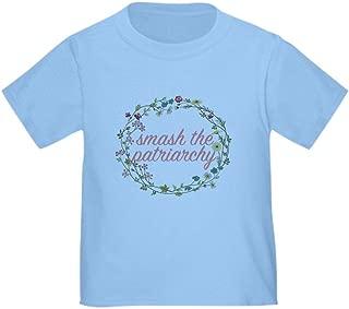 Smash The Patriarchy Toddler Tshirt