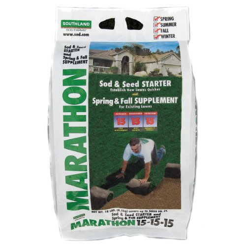 Southland Sod Farms 21 Sod and Seed Starter 15-15-15, 18-Pound