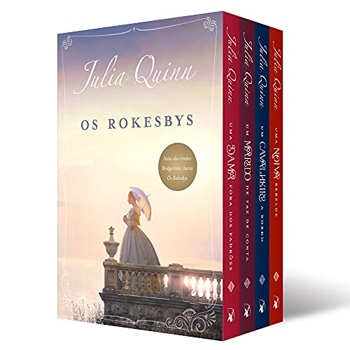 Box Os Rokesbys: a origem dos Bridgertons