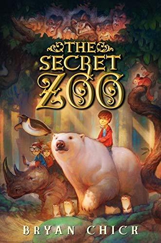 The Secret Zoo (Secret Zoo, 1)