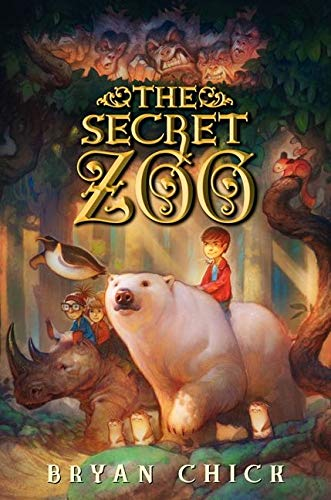 The Secret Zoo (Secret Zoo, 1)