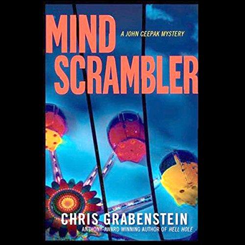 Mind Scrambler audiobook cover art