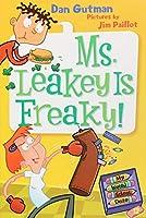 My Weird School Daze #12: Ms. Leakey Is Freaky! (My Weird School Daze, 12)