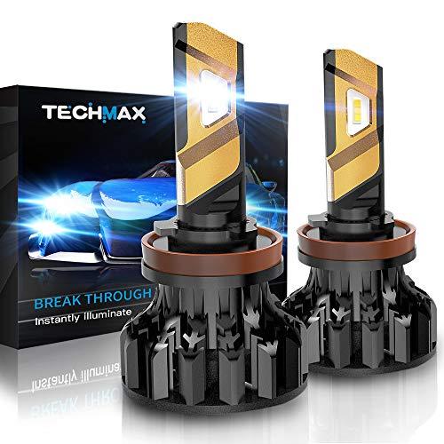 TECHMAX H11 LED Bulb