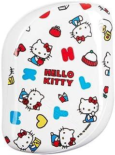 Tangle Teezer x Hello Kitty Compact Styler Detangling Hairbrush Happy Life