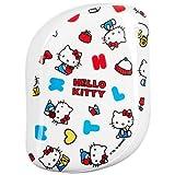 Tangle Teezer Hello Kitty Estilo Compacto Cepillo Desenredante Vida Feliz 1 Unidad