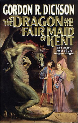 The Dragon and the Fair Maid of Kent