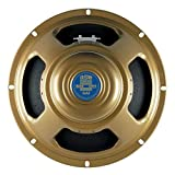 Celestion G10 Gold 40W, 10' Alnico Guitar Speaker Level 2 15 ohm 889406951211