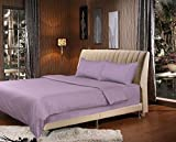 Tache Home Fashion Lavender Spring Purple Duvet Cover, Queen