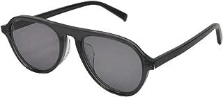 A.D.S.R サングラス ◆ HODO 01 ブラック クリア メンズ レディース メガネ ホードー ティアドロップ ストリート エーディーエスアール