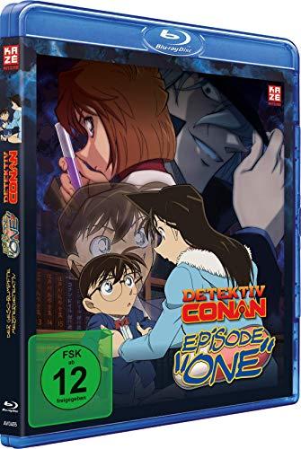 Detektiv Conan: Episode ONE - Der geschrumpfte Meisterdetektiv - [Blu-ray]