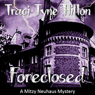 Foreclosed audiobook cover art
