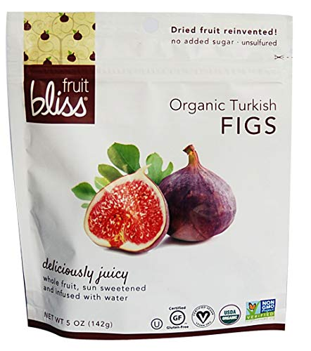 Fruit Bliss, Higos Orgánicos, 142 Gr.