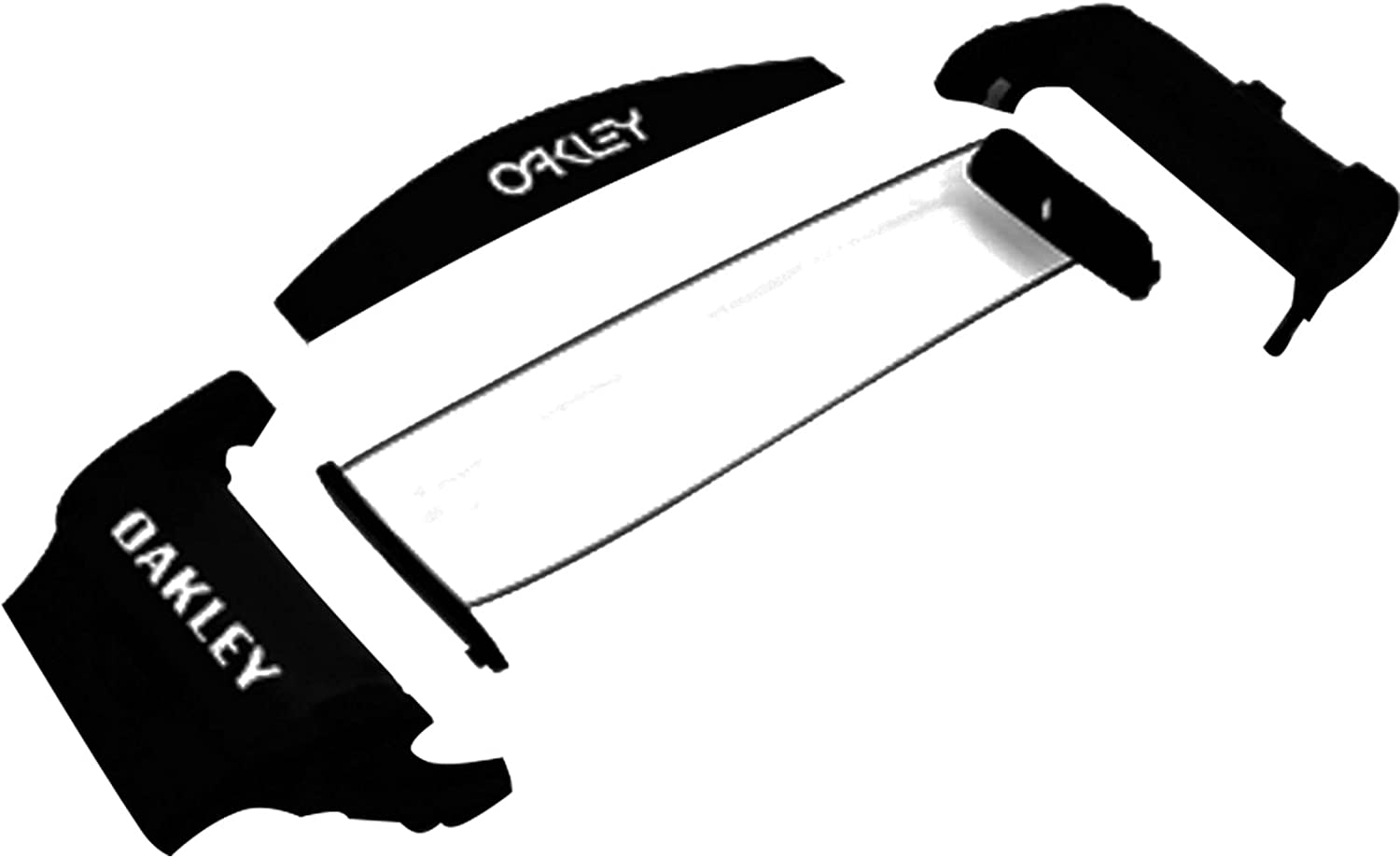 Oakley OFFicial overseas store Airbrake MX Kit Roll-Off