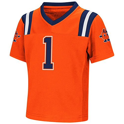 Colosseum Syracuse Orange NCAA'Double Reverse Play' Toddler Football Jersey