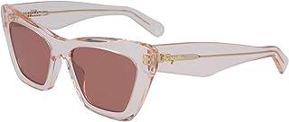 Salvatore Ferragamo Women's Sunglasses Butterfly Sf Classic Logo Pink