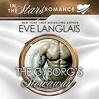 The Cyborg's Stowaway     In the Stars Romance (Gypsy Moth, Book 2)              Written by:                                                                                                                                 Eve Langlais                               Narrated by:                                                                                                                                 Logan McAllister                      Length: 4 hrs and 3 mins     Not rated yet     Overall 0.0