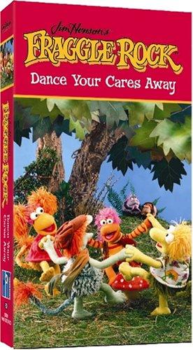 Fraggle Rock: Dance Your Cares Away [VHS]