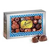 Asher's Chocolates, Sugar Free Chocolate Candy, Milk and Dark Chocolate Assortment, Small Batches of...
