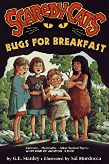 Bugs for Breakfast (Scaredy Cats #2)