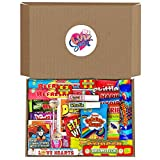 Retro Sweets Hamper Gift Box Sel...